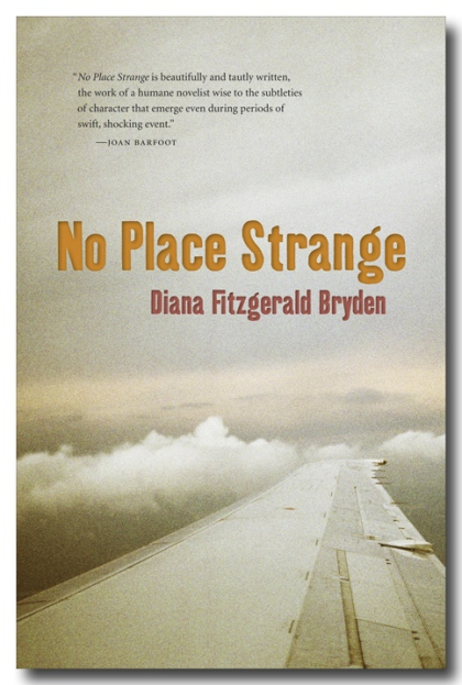 No Place Strange cover